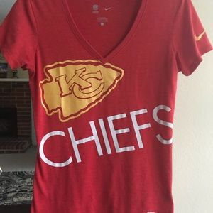 Kansas City Chiefs Nike T-Shirt